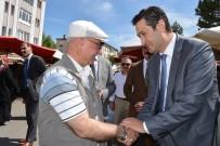TAHA AKGÜL - MHP Sivas Milletvekili Adayı Uygunuçarlar Seçim Çalışmalarını Sürdürüyor
