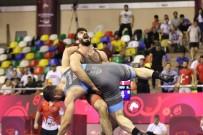 ELEME MAÇLARI - Milli Güreşçiler U23 Avrupa Güreş Şampiyonası'nda Fırtına Gibi Esiyor