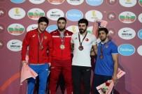 ELEME MAÇLARI - Milli Güreşçilerimizden 2 Gümüş, 1 Bronz Madalya