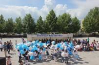HAVA KIRLILIĞI - Minik Öğrenciler Erzincan'da Çevreye Dikkat Çektiler