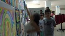RESSAM - Minik Ressam 6 Yaşında İlk Sergisini Açtı