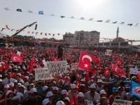 ÖZLEM ÇERÇIOĞLU - Muharrem İnce'den Aydın'da Zeybekli Miting