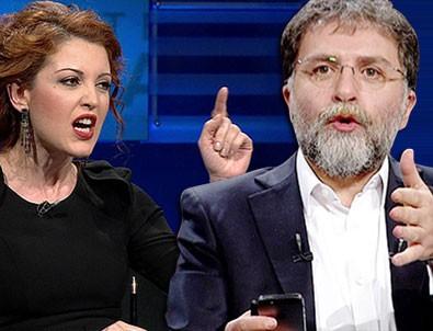 Ortalık karıştı! Nagehan Alçı'dan Ahmet Hakan'a sert yanıt
