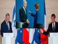 ELYSEE SARAYı - Netanyahu İran Konusunda Macron'u Da İkna Edemedi