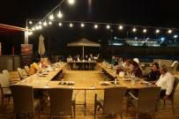 SPOR KOMPLEKSİ - Nonasport Basın Mensuplarıyla İftar Yemeğinde Buluştu