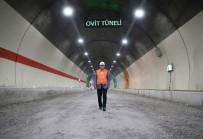 OVİT TÜNELİ - Ovit Tüneli'ni 13 Haziran'da Cumhurbaşkanı Erdoğan Açacak