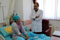 BÜLENT ECEVİT ÜNİVERSİTESİ - (Özel) Karadeniz Bölgesi'nde Bir İlk, Erken Evre Kansere Ameliyatsız Tedavi
