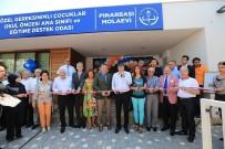 TÜRKIYE SAKATLAR DERNEĞI - Pınarbaşı Molaevi Hizmete Açıldı