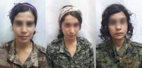 KADIN TERÖRİST - PKK'nın çocukken kaçırdığı 3 kadın terörist teslim oldu