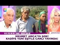 SEDA SAYAN - Seda Sayan'da Mehmet Amca'ya ikinci şok