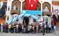 MEHTERAN TAKıMı - Şemsettin Fatma Çamoğlu İlköğretim Okulunun Resmi Açılışı Törenle Yapıldı