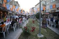 AHMET GÜNDOĞDU - Sincan Belediye Başkanı Ercan, Esnafla İftarda Buluştu