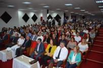 SINOP ÜNIVERSITESI - Sinop'ta Teknoloji Bağımlılığı Konferansı