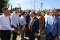 ŞIRNAK VALİSİ - Şırnak Valisi Aktaş'ın Köy Ziyaretleri Devam Ediyor