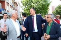 TAŞDELEN - Taşdelen'den Seçim Bürolarına Ziyaret
