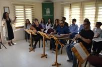 SANAT MÜZİĞİ - Tepebaşı TSM'den Mini Konser