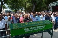 İSMAİL ÖZTÜRK - Trafik Kazasında Hayatını Kaybeden Genç Doktora Veda