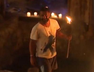 Ümit Karan Survivor'a veda etti