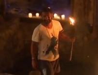 ÜMİT KARAN - Ümit Karan Survivor'a veda etti