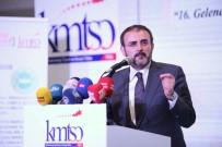 MAHİR ÜNAL - Ünal, 'Türkiye Küresel Ölçekte Oyun Kuran Bir Ülkedir'