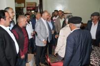 BANKA ŞUBESİ - Vali Azizoğlu, Mahallebaşında Vatandaşları Dinledi