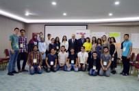 ANıTKABIR - Yenimahalle Belediyesi Gençlerin Önünü Açıyor