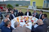 FAHRI ÇAKıR - Yığılca Belediyesi Mahalle İftarlarına Devam Ediyor