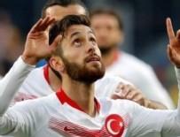 WOLFSBURG - Yunus Mallı'dan Galatasaray açıklaması!