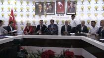 HULUSİ EFENDİ - Zeybekci'den 'Hizmete Devam' Mesajı