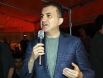 AB Bakanı Çelik Adanalı Şehidin Taziye Evini Ziyaret Etti