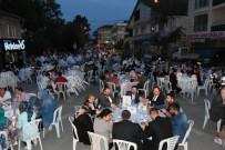 AK Parti İl Başkanı Keskin, Mahalle İftarına Katıldı