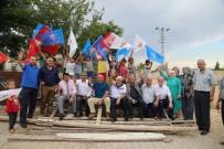 GÜMÜŞSUYU - AK Parti Seçim Temposunu Attırdı