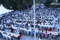 SEMT PAZARLARı - Akçakaleliler Kardeşlik Sofrasında Buluştu
