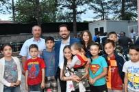SERDENGEÇTI - Aksaray Belediyesi, Vatandaşları Mahalle İftarında Buluşturuyor