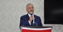 DEMİRYOLLARI - Bakan Ahmet Arslan, Müjdeyi Verdi