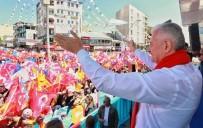 Başbakan Yıldırım Açıklaması 'Kimse Türklere, Kürtlere Devlet Kurma Küstahlığında Bulunmasın'