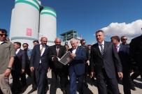 Başbakan Yıldırım, Doğubayazıt'ta Çimento Fabrikası Açılışına Katıldı