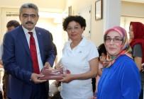 ÖZGECAN ASLAN - Başkan Alıcık'tan Hanımlara Bayram Hediyesi