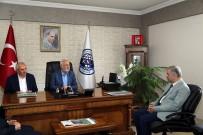 MUSTAFA ELİTAŞ - Başkan Çelik'ten Yeni Sanayi Ziyareti