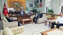 KAYSERİ ŞEKER FABRİKASI - Bilim Sanayi Ve Teknoloji İl Müdürlüğünden Kayseri Şeker Ziyareti