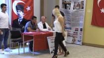 REKOR DENEMESİ - Bir Saatte 7 Ton 60 Kilogram Kaldırdı