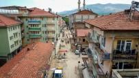 UĞUR POLAT - Büyükşehir Belediyesi Doğanşehir'de Üst Yapı Çalışmalarına Başladı