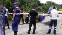 KARıNCALı - Çanakkale'de ATV Aracı Devrildi Açıklaması 1 Ölü