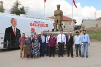 TEVFİK FİKRET - CHP Sivas Milletvekili Adayı Karasu Gemerek Halkıyla Kucaklaştı