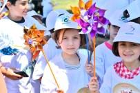 BEYLIKDÜZÜ BELEDIYESI - Çocuklar Çevre Şenliği'nde Doyasıya Eğlendi