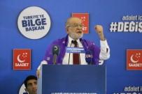 ESKİ MİLLETVEKİLİ - Cumhurbaşkanı Adayı Karamollaoğlu Açıklaması 'Şeyh Said'e İade-İ İtibar Konusunu Gündeme Alacağız'