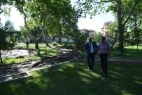 YUSUF ZIYA GÜNAYDıN - Davraz'a doğal park inşa ediliyor