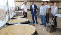 Elazığ'da Tatlıcılara Hijyen Denetimi