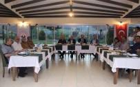 YENI YıL - Erciyes Teknopark Çalışanları,  İftar Yemeğinde Bir Araya Geldi