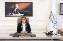 HAVA KIRLILIĞI - Fatma Şahin'den 'Çevre Miras Değil Emanet' Bilinci Çağrısı
